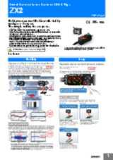 ZX2 - Smart Sensors Laser Sensors CMOS Type