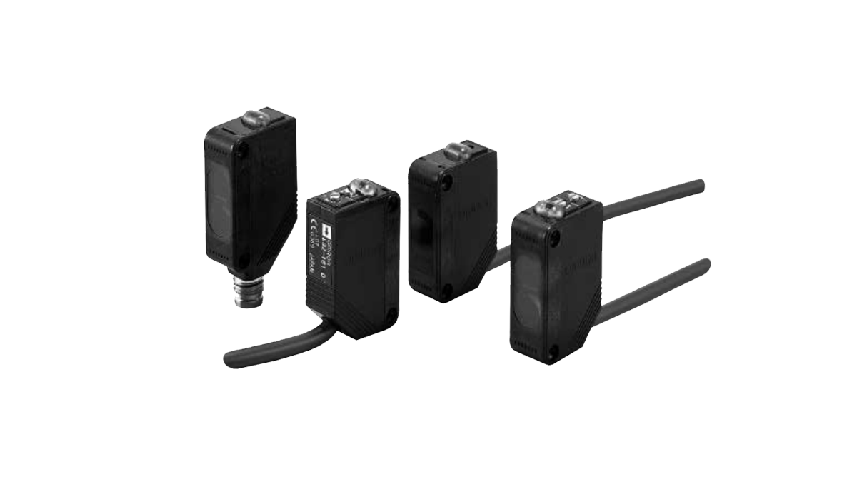 سنسور فتوالکتریک (نوری) E3Z