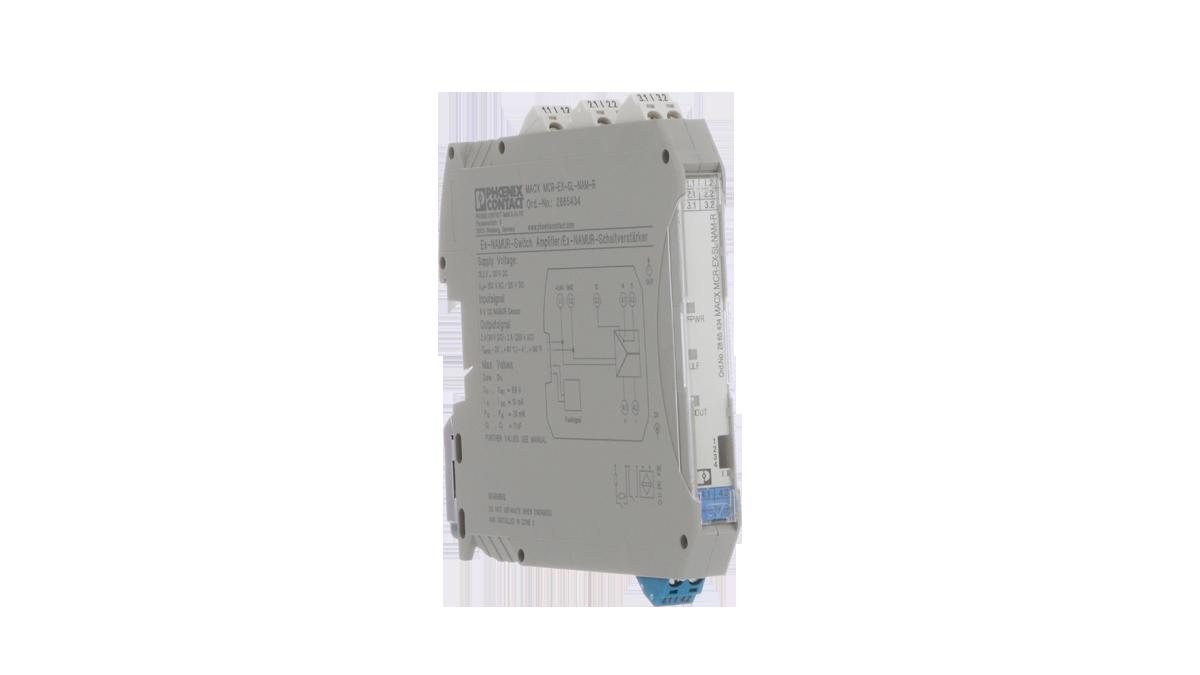 ایزولاتور بریرهایZone 0 – EX (بریر جهت ورودی دیجیتال)