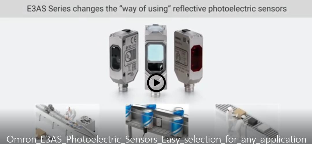 Omron_E3AS_Photoelectric_Sensors