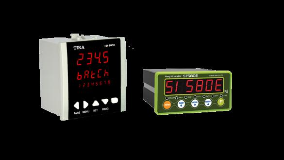 انواع نمایشگر ها - TD1000